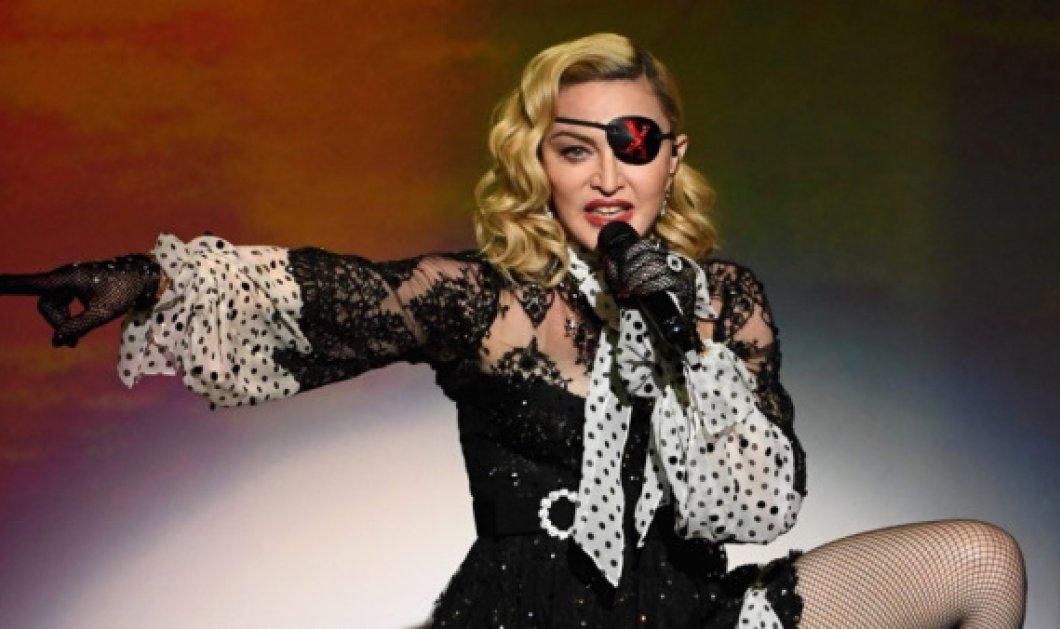 Μαντόνα:  Ακύρωσε συναυλία στο Παρίσι - Νέο ατύχημα επί σκηνής - Κυρίως Φωτογραφία - Gallery - Video