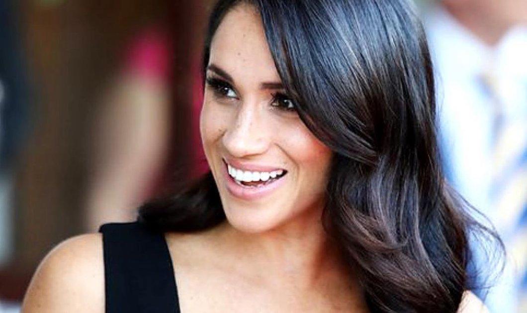 Έτσι ολοκλήρωσε τα πριγκιπικά της καθήκοντα η Meghan Markle: Με υπέρκομψο φόρεμα, άνετη, χαμογελαστή μιλά & εμπνέει νέους ανθρώπους (βίντεο) - Κυρίως Φωτογραφία - Gallery - Video