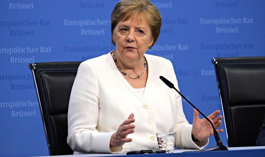 Σοκάρει η Άνγκελα Μέρκελ με εφιαλτική προειδοποίηση: Μπορεί να μολυνθούν έως και 60 εκατ. Γερμανοί από κορωνοϊό - Κυρίως Φωτογραφία - Gallery - Video
