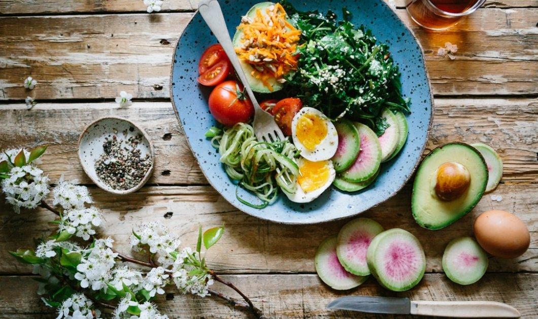 #ΜένουμεΣπίτι και τρώμε Σωστά -  Δείτε το ενδεικτικό διαιτολόγιο - Κυρίως Φωτογραφία - Gallery - Video