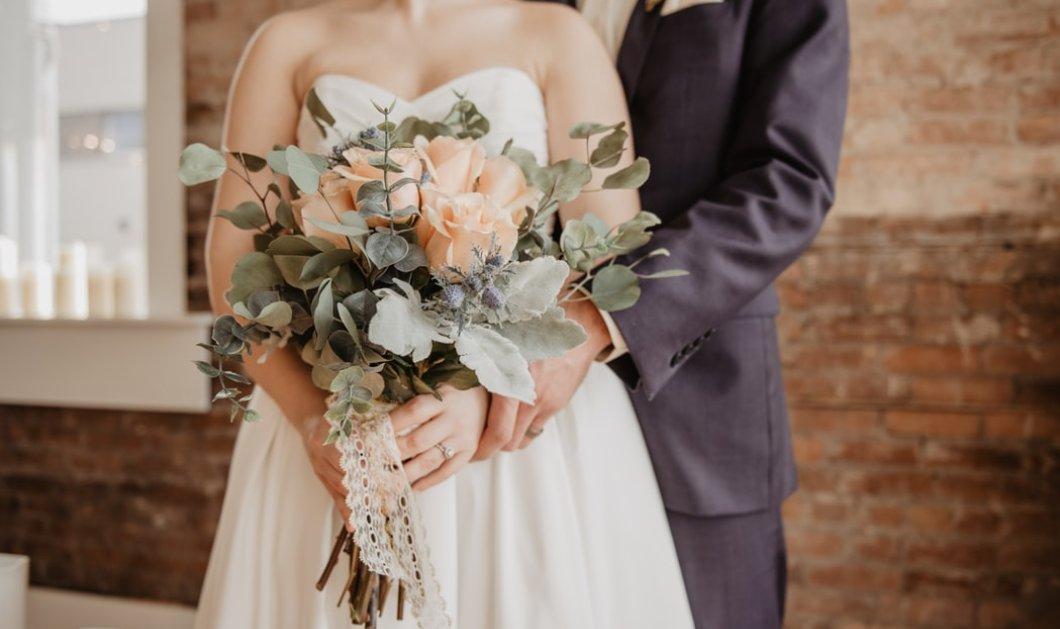Η Αντονιέτα και ο Μίρκο παντρεύτηκαν στην Ιταλία φορώντας μάσκες & γάντια  - Κυρίως Φωτογραφία - Gallery - Video