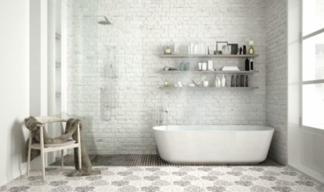 Πώς θα μεταμορφώσετε το μπάνιο σας σε μια μέρα μόνο - Ο Σπύρος Σούλης μας δίνει υπεροχές συμβουλές - Κυρίως Φωτογραφία - Gallery - Video