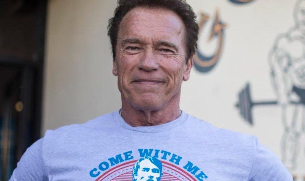 Arnold Schwarzenegger: Συγκέντρωσε 3 εκατ. δολάρια για τα φτωχά παιδιά που τώρα δεν πάνε σχολείο λόγω πανδημίας (βίντεο) - Κυρίως Φωτογραφία - Gallery - Video