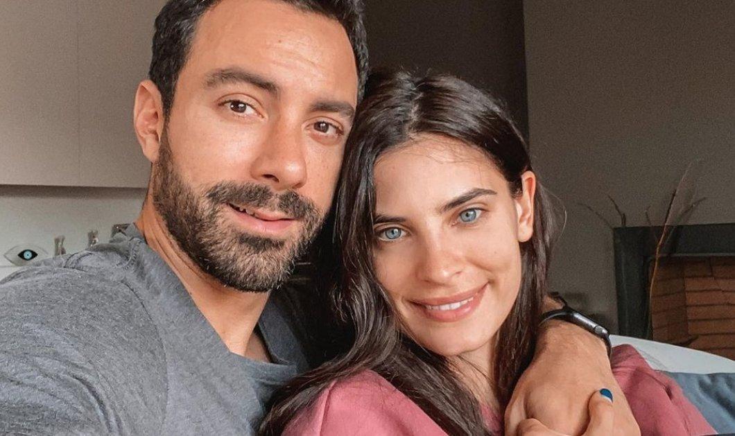 Άρρωστος & ο Σάκης Τανιμανίδης - Έχει συμπτώματα αλλά τώρα μπορεί να αγκαλιάσει το κορίτσι του (φωτό) - Κυρίως Φωτογραφία - Gallery - Video