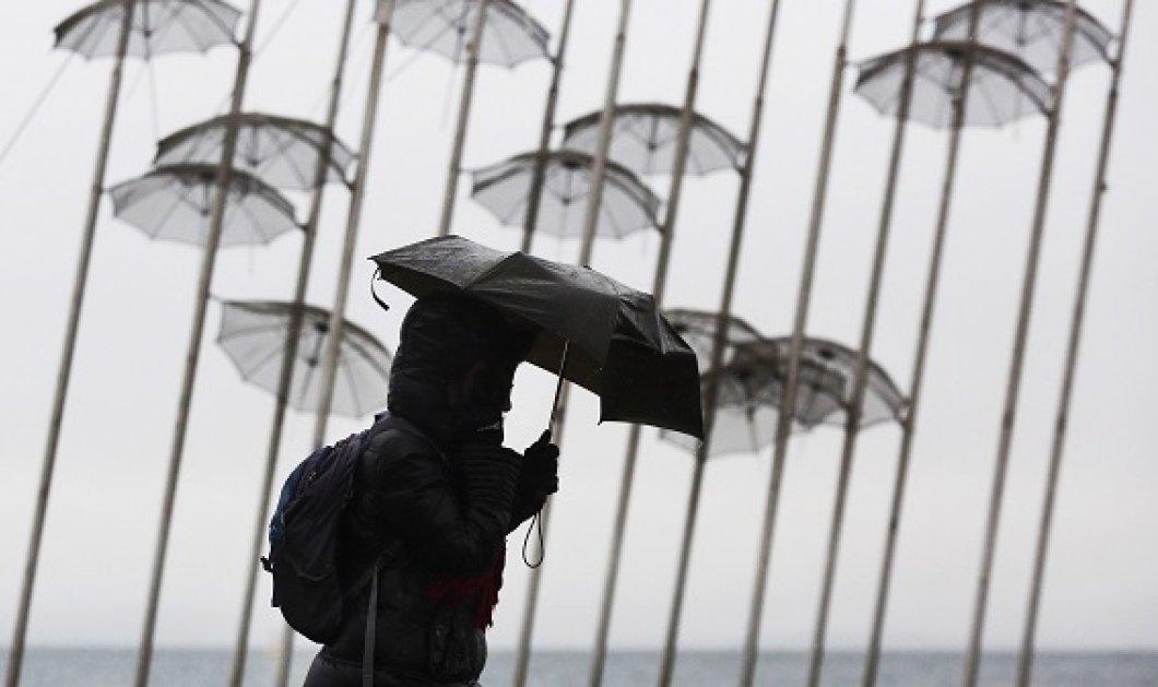 Καιρός: Βροχές σε όλη τη χώρα - Καταιγίδες & ισχυροί άνεμοι - Κυρίως Φωτογραφία - Gallery - Video