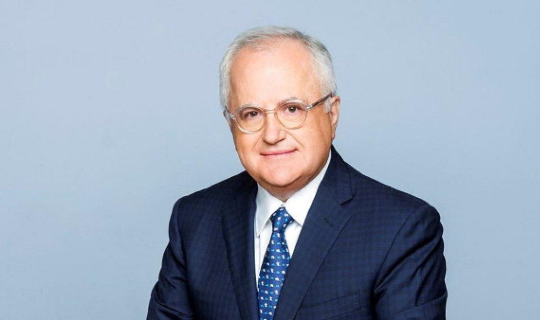 Θετικός στον κορωνοϊό ο πρόεδρος της τράπεζας Πειραιώς, Γιώργος Χαντζηνικολάου - Κυρίως Φωτογραφία - Gallery - Video