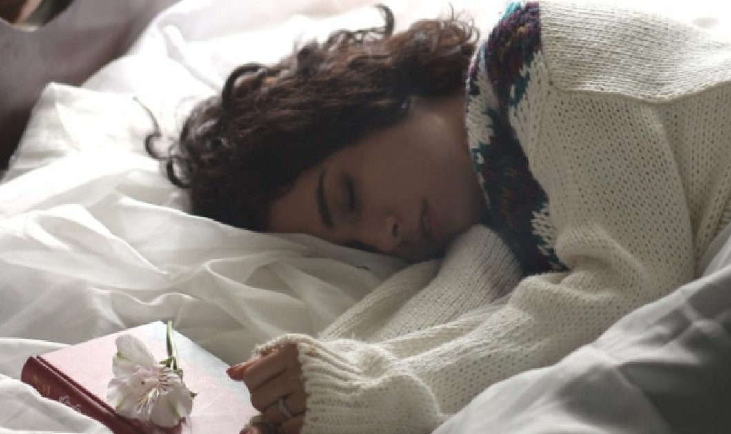 Η Εμμανουέλα Παπαθανασίου γράφει για το eirinika: 11 συμβουλές για να κοιμηθείτε καλύτερα - Κυρίως Φωτογραφία - Gallery - Video