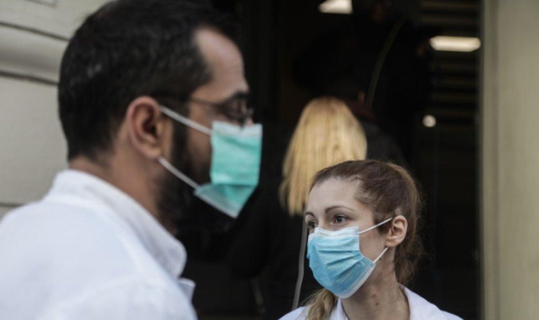 Κορωνοϊός -Good news: Οι Έλληνες δάσκαλοι προσφέρουν 100.000 ευρώ στο ΕΣΥ -«Εκφράζουμε την αλληλεγγύη μας» - Κυρίως Φωτογραφία - Gallery - Video
