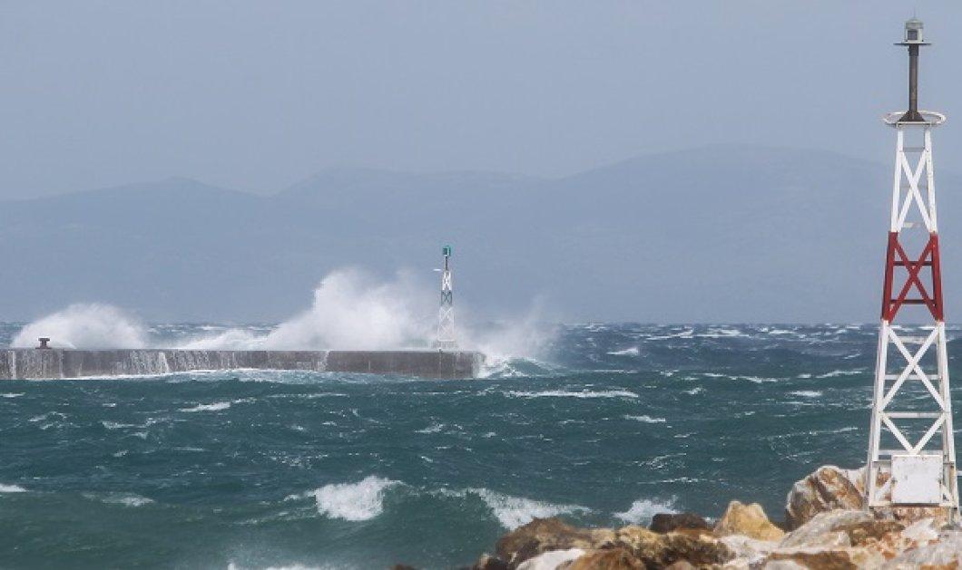 Επιδείνωση του καιρού σήμερα: Συννεφιά, βροχές, πτώση της θερμοκρασίας - Σε ποιες περιοχές θα έχουμε ακόμη & χιόνια - Κυρίως Φωτογραφία - Gallery - Video