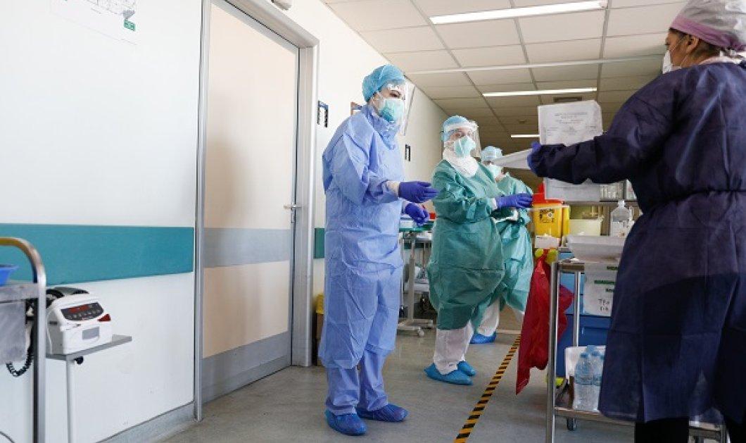 Κορωνοϊός: 29 θετικά δείγματα σε κλινική στο Περιστέρι - Ασθενής που υποβαλλόταν σε αιμοκάθαρση κρούσμα του ιού - Κυρίως Φωτογραφία - Gallery - Video