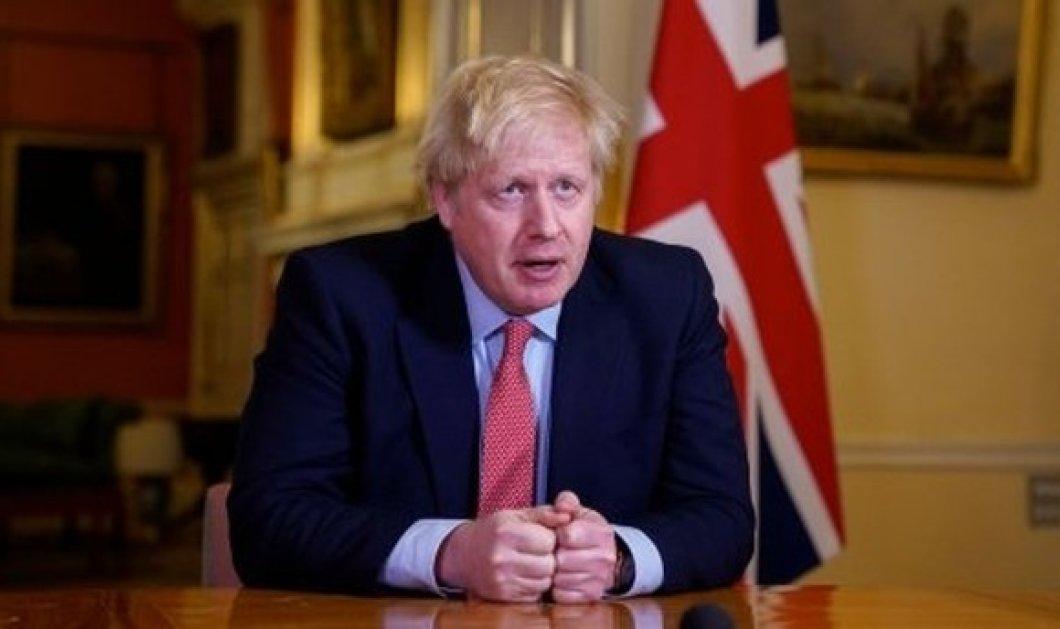 Κορωνοϊός: Το tweet του βρετανού πρωθυπουργού Μπόρις Τζόνσον μέσα από το νοσοκομείο  - Κυρίως Φωτογραφία - Gallery - Video