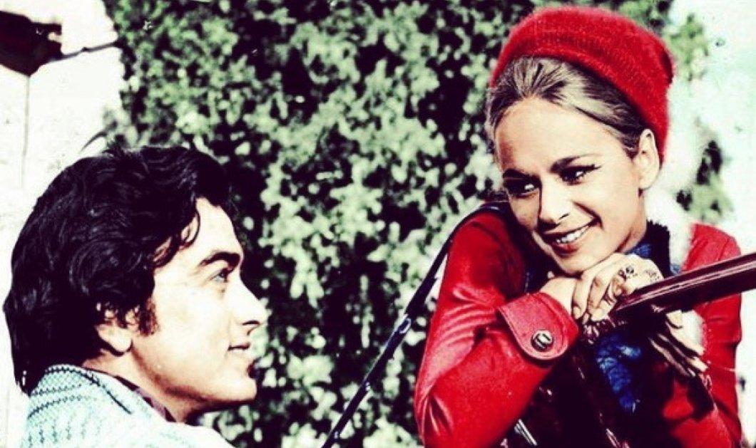 Ημέρα για vintage ελληνικό σινεμά: Η Αλίκη Βουγιουκλάκη ερωτευμένη με Νίκο Γαλανό – Ο Λάμπρος Κωνσταντάρας στην ταράτσα #μενεισπιτι (Φωτό) - Κυρίως Φωτογραφία - Gallery - Video