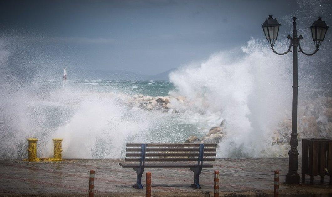 Πρόσκαιρη επιδείνωση του καιρού: Βροχές, καταιγίδες & ισχυροί άνεμοι - Σε ποιες περιοχές θα έχουμε ακόμη και χιόνια; - Κυρίως Φωτογραφία - Gallery - Video
