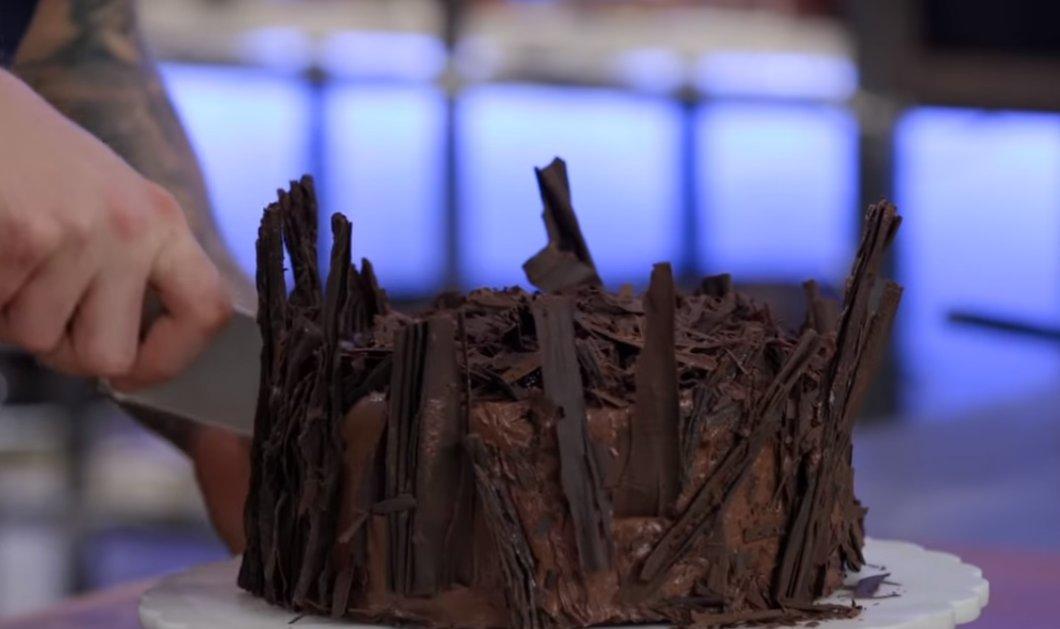 Υπάρχει νηστίσιμη black forest; Και όμως υπάρχει & ο Άκης Πετρετζίκης μας δίνει τη συνταγή (βίντεο) - Κυρίως Φωτογραφία - Gallery - Video