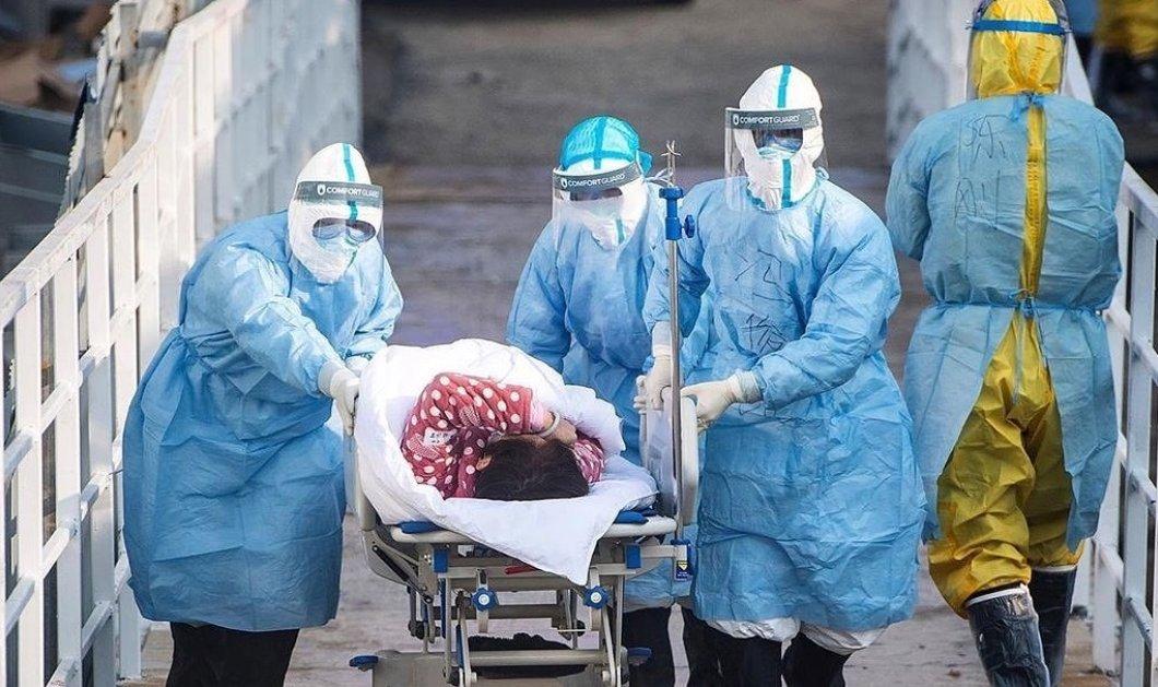 Θλιβερό ρεκόρ για τις ΗΠΑ: Σχεδόν 4.500 νεκροί σε ένα 24ωρο  - Περισσότερα από 678.000 τα συνολικά κρούσματα, ξεπέρασαν τις 34.000 τα θύματα της πανδημίας - Κυρίως Φωτογραφία - Gallery - Video