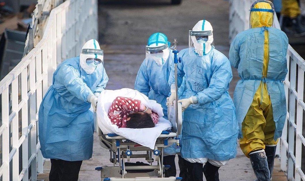 Κορωνοϊός παγκοσμίως: 2.657.611 τα συνολικά κρούσματα - Στους 185.318 οι νεκροί - Κυρίως Φωτογραφία - Gallery - Video