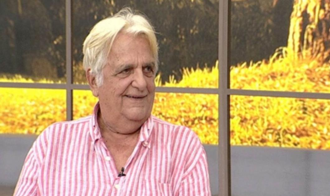 Έφυγε από την ζωή ο ηθοποιός Μπάμπης Γιωτόπουλος σε ηλικία 89 ετών - Κυρίως Φωτογραφία - Gallery - Video