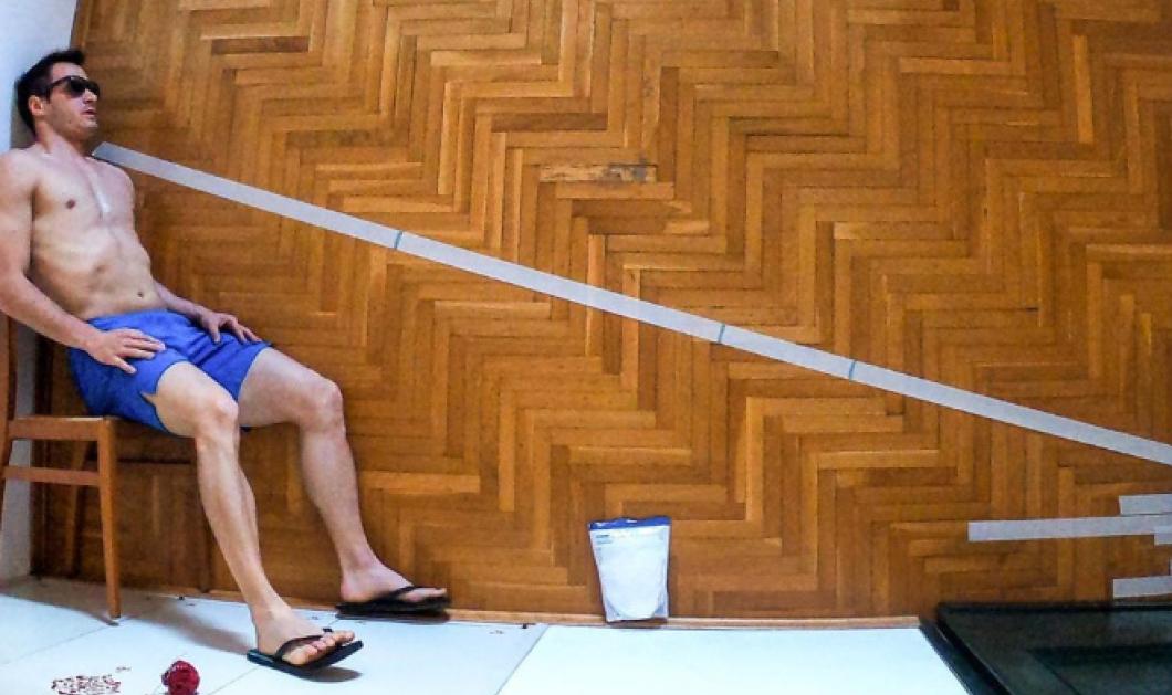 Simone Cairoli: Ένας από τους καλύτερους δεκαθλητές της Ιταλίας, δεν πτοήθηκε από την καραντίνα – Μέσα στο σπίτι τα δέκα αθλήματα – Δείτε τον, εντυπωσιακός - Κυρίως Φωτογραφία - Gallery - Video
