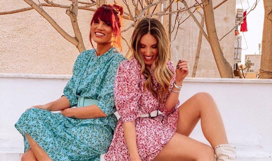 Τα ρούχα για το καλοκαίρι που ετοίμασαν η Αθηνά Οικονομάκου και η Μαίρη Συνατσάκη – που προσφέρουν το 20% (βίντεο) - Κυρίως Φωτογραφία - Gallery - Video
