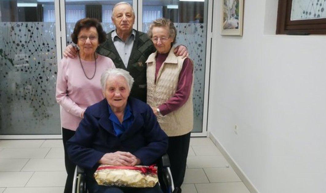 Top Woman η Σλοβένα γιαγιά 106 ετών: Νόσησε από τον κορωνοϊό αλλά βγήκε νικήτρια - Κυρίως Φωτογραφία - Gallery - Video