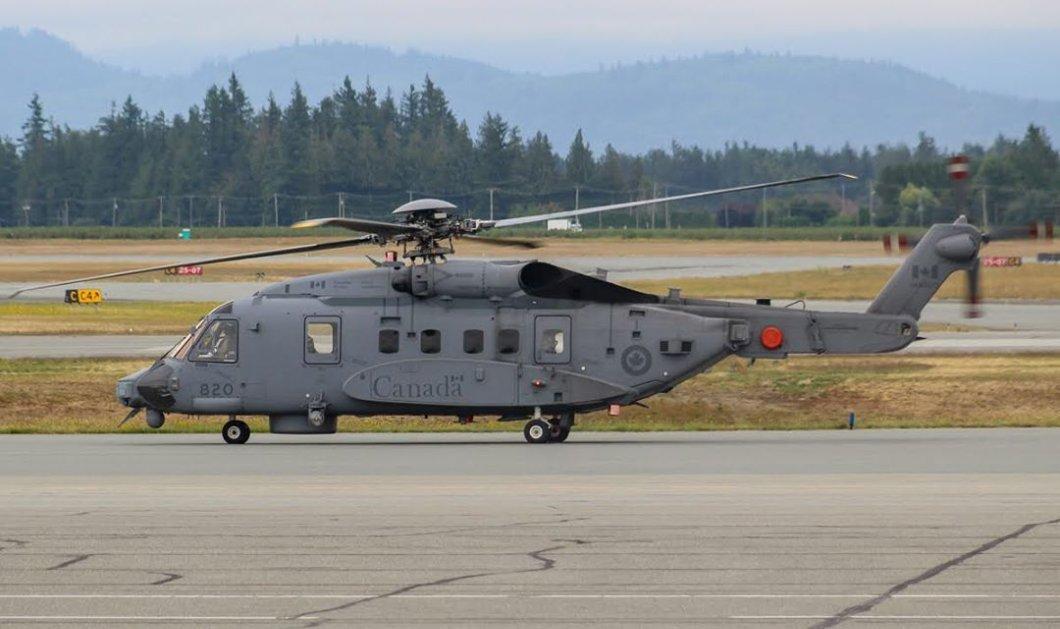 Συνετρίβη ελικόπτερο του ΝΑΤΟ στο Ιόνιο: Nεκρός ο ένας από τους επιβαίνοντες - Αγωνία & έρευνες για τους υπόλοιπους 5 - Κυρίως Φωτογραφία - Gallery - Video