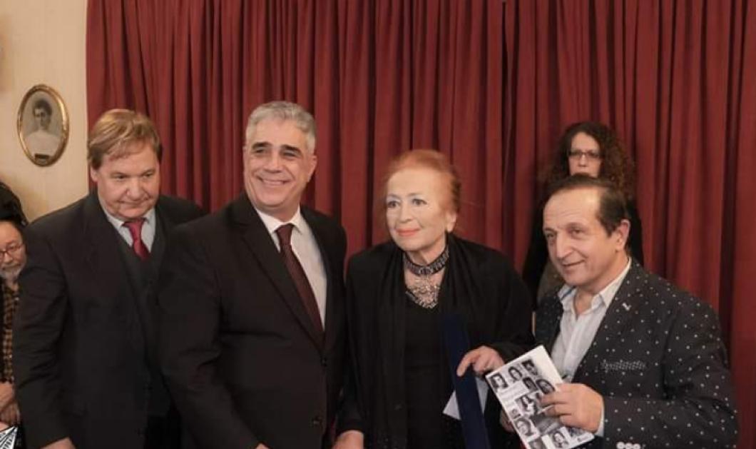 Έφυγε από τη ζωή η σπουδαία ηθοποιός του Εθνικού Θεάτρου, Έλλη Βοζικιάδου - Κυρίως Φωτογραφία - Gallery - Video