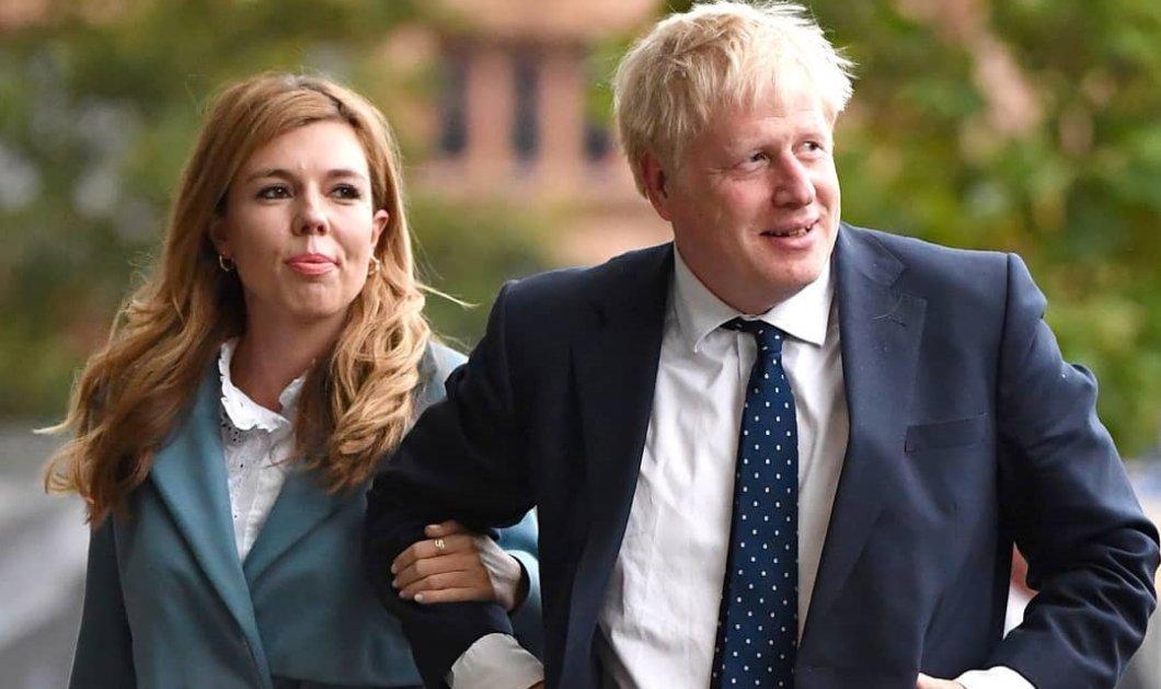 Τα κλάματα έβαλε η έγκυος αρραβωνιαστικιά του Boris Johnson όταν έμαθε ότι μπαίνει στην Εντατική - Τι είπε η 32χρονη αγαπημένη (φωτό) - Κυρίως Φωτογραφία - Gallery - Video