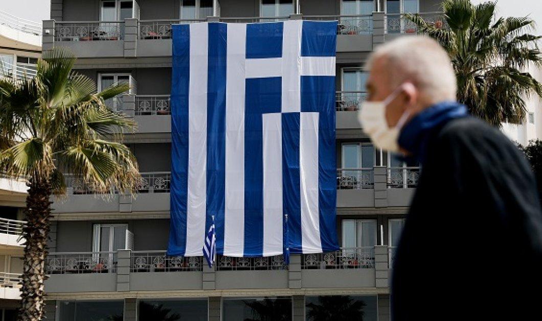 """Κορωνοϊός - Ελλάδα: Στους 152 οι νεκροί - Κατέληξε 80χρονος στο νοσοκομείο """"Σωτηρία""""  - Κυρίως Φωτογραφία - Gallery - Video"""