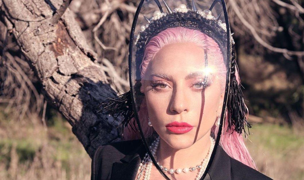 Lady Gaga: Με ασπίδα - μάσκα haute couture! Πρωτοπόρος & εν μέσω κορωνοϊού (φωτό) - Κυρίως Φωτογραφία - Gallery - Video