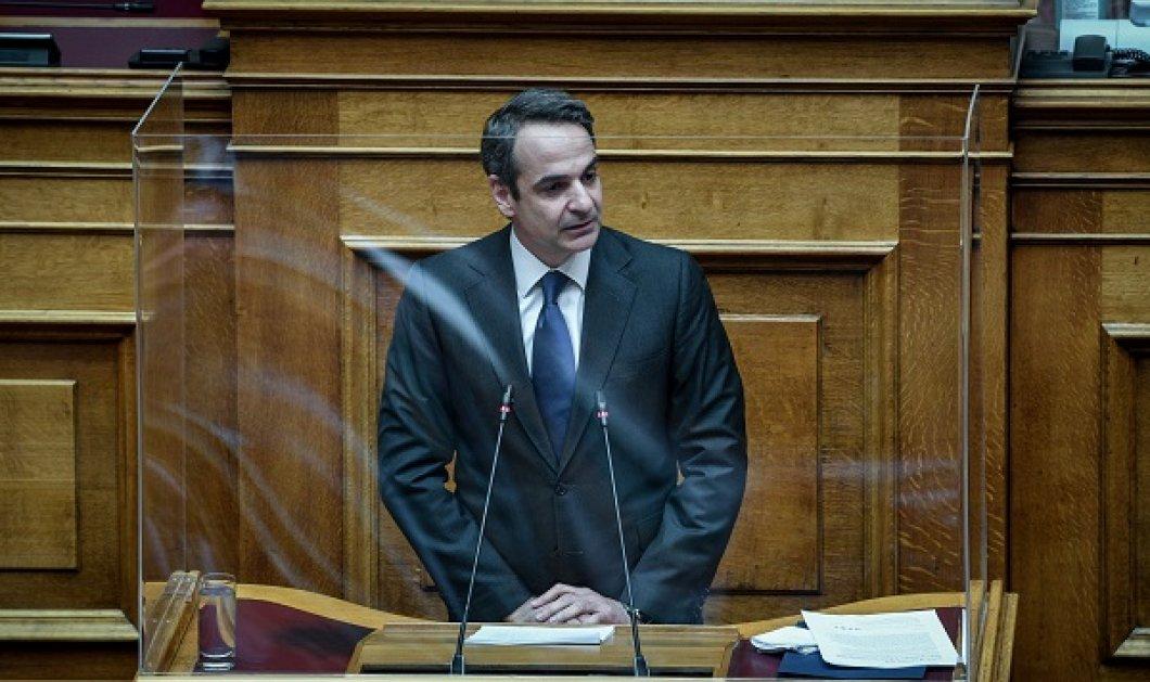 Live ο Κυριάκος Μητσοτάκης στη Βουλή - Σήμερα η συζήτηση για το Νομοσχέδιο του Υπουργείου Περιβάλλοντος - Κυρίως Φωτογραφία - Gallery - Video