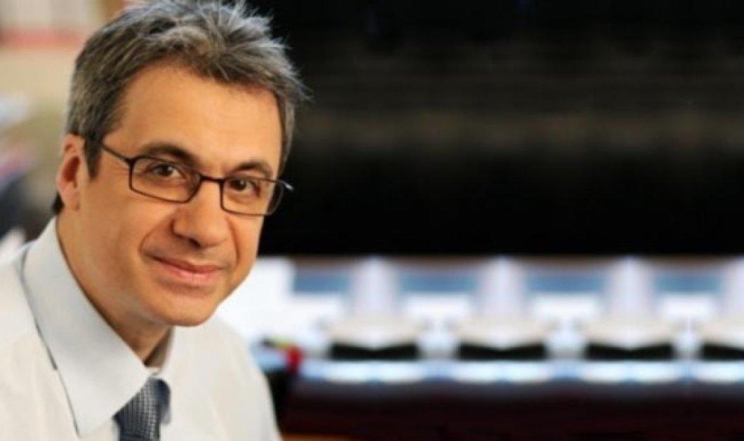 Ο έμπειρος δημοσιογράφος Χρήστος Παναγιωτόπουλος Γενικός Διευθυντής Ειδήσεων και Ενημέρωσης στο OPEN - Κυρίως Φωτογραφία - Gallery - Video