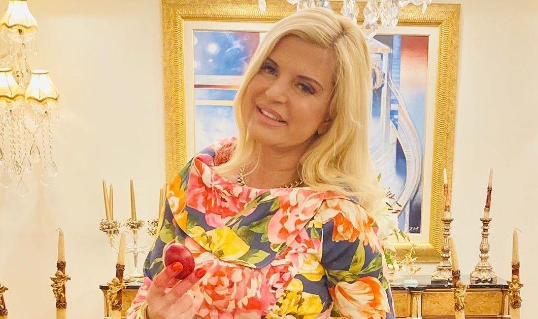Μαρίνα Πατούλη: Θάμπωσε τους θαυμαστές της με τη λάμψη της διακόσμησής της στο σπίτι & την πόζα αλά Μέριλιν (φωτό) - Κυρίως Φωτογραφία - Gallery - Video