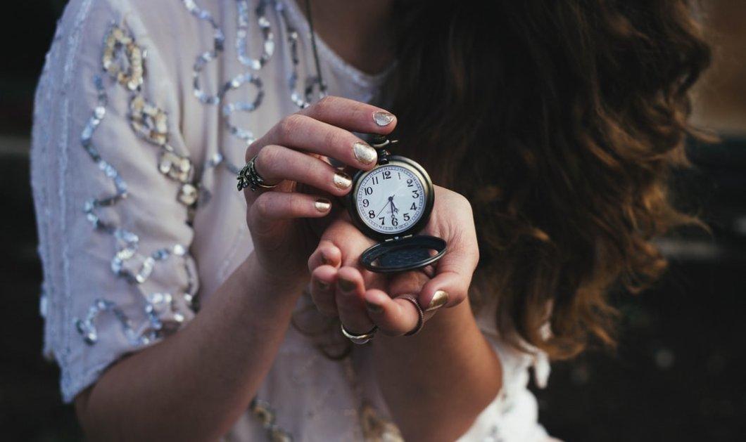 45 ρητά και ερωτήσεις που θα σε βοηθήσουν να προστατεύσεις το χρόνο σου! - Κυρίως Φωτογραφία - Gallery - Video