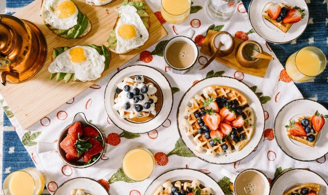 #ΜένουμεΣπίτι, Τρώμε Σωστά - Δείτε το ενδεικτικό διαιτολόγιο - Κυρίως Φωτογραφία - Gallery - Video