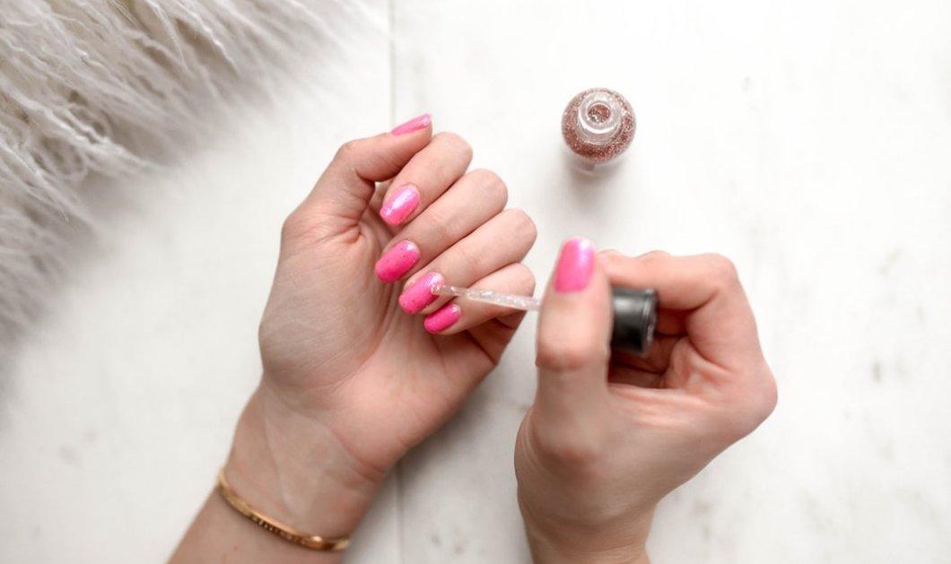 Μένουμε σπίτι και φτιάχνουμε τα νύχια μας - 31 όμορφα σχέδια για τον Απρίλιο 2020 - Κυρίως Φωτογραφία - Gallery - Video