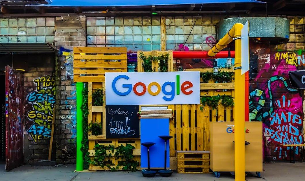 Η Google παρουσίασε διψήφια αύξηση των διαφημίσεων  - Κατακόρυφη άνοδος των μετοχών της - Κυρίως Φωτογραφία - Gallery - Video