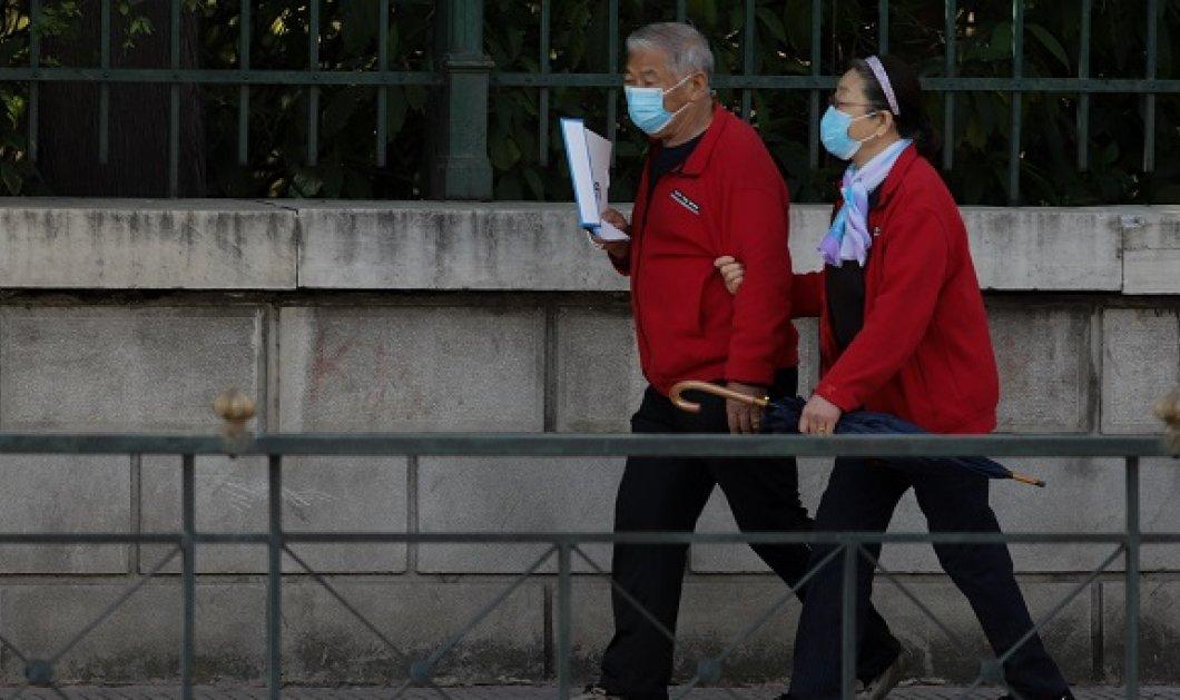 """""""Καλπάζει"""" ο κορωνοϊός παγκοσμίως: Πλησιάζουν τα 2 εκατ. τα συνολικά κρούσματα - 119.719 οι νεκροί από την πανδημία  - Κυρίως Φωτογραφία - Gallery - Video"""