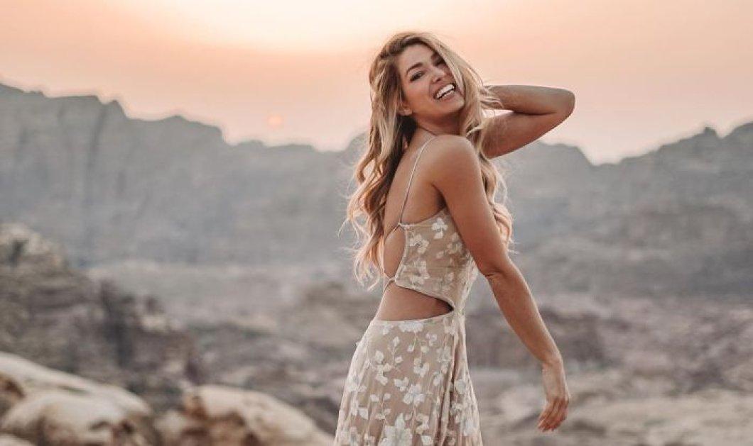 Η Ελληνίδα blogger Βάσια Κωσταρά μας ταξιδεύει στην Κυανή Ακτή με τη νέα της κολεξιόν - Χαλαρές εμφανίσεις στο σπίτι της (φωτό) - Κυρίως Φωτογραφία - Gallery - Video
