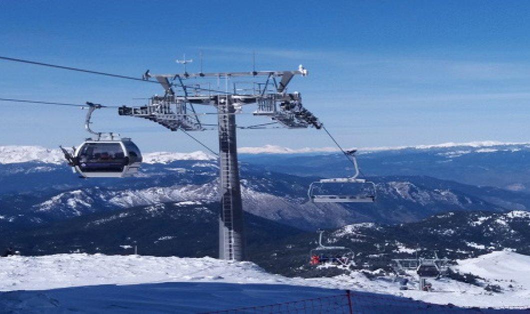 Τραγικό δυστύχημα στο χιονοδρομικό του Παρνασσού: Υπάλληλος σκοτώθηκε όταν τον συνέθλιψε διαστρωτικό όχημα - Κυρίως Φωτογραφία - Gallery - Video