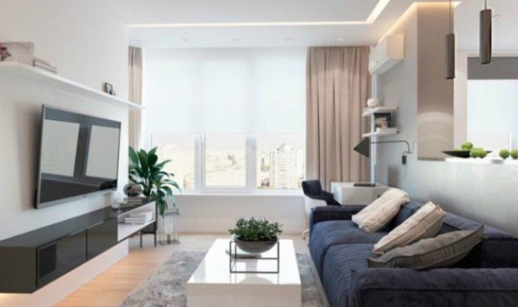 Ο Σπύρος Σούλης μας παρουσιάζει ένα διαμέρισμα 48 τμ για 2 που θα μας δώσει μοναδικές ιδέες διακόσμησης!  - Κυρίως Φωτογραφία - Gallery - Video