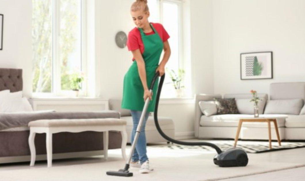 Σπύρος Σούλης: Αυτά είναι τα δύο μεγάλα λάθη που κάνετε όταν καθαρίζετε το σπίτι σας - Κυρίως Φωτογραφία - Gallery - Video