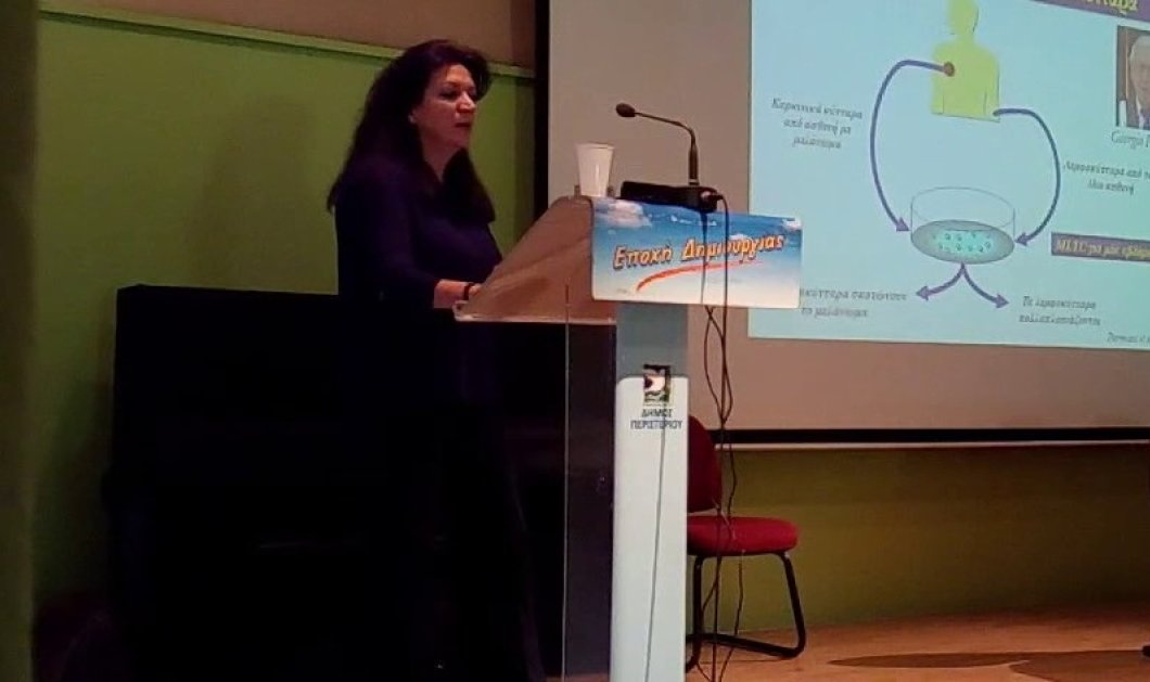 Ουρανία Τσιτσιλώνη - Δόκτωρ Ανοσολογίας: Να ελέγξουμε όλο τον πληθυσμό, να δώσουμε πλάσμα από ιαθέντες σε νοσούντες - Κυρίως Φωτογραφία - Gallery - Video