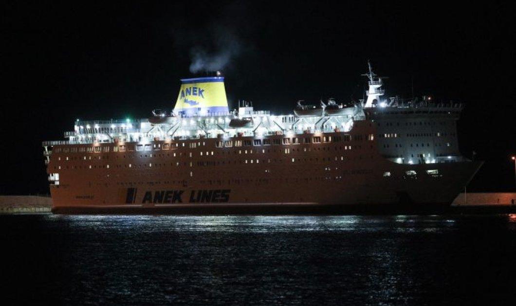 Κορωνοϊός – οχηματαγωγό Ελ. Βενιζέλος: 1 στους 3 επιβαίνοντες έχει τον ιό – Το πλοίο μετατρέπεται σε νοσοκομείο  - Κυρίως Φωτογραφία - Gallery - Video