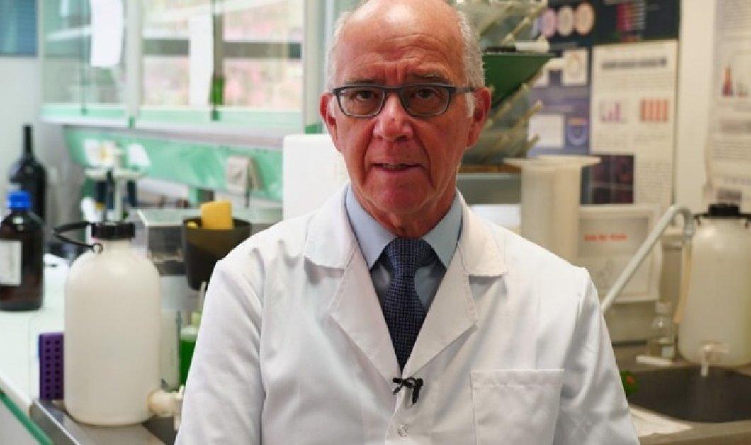 Καθηγητής Ανδρέας Μεντής του Παστέρ: Ελπιδοφόρα μηνύματα για εμβόλιο το φθινόπωρο - Κυρίως Φωτογραφία - Gallery - Video