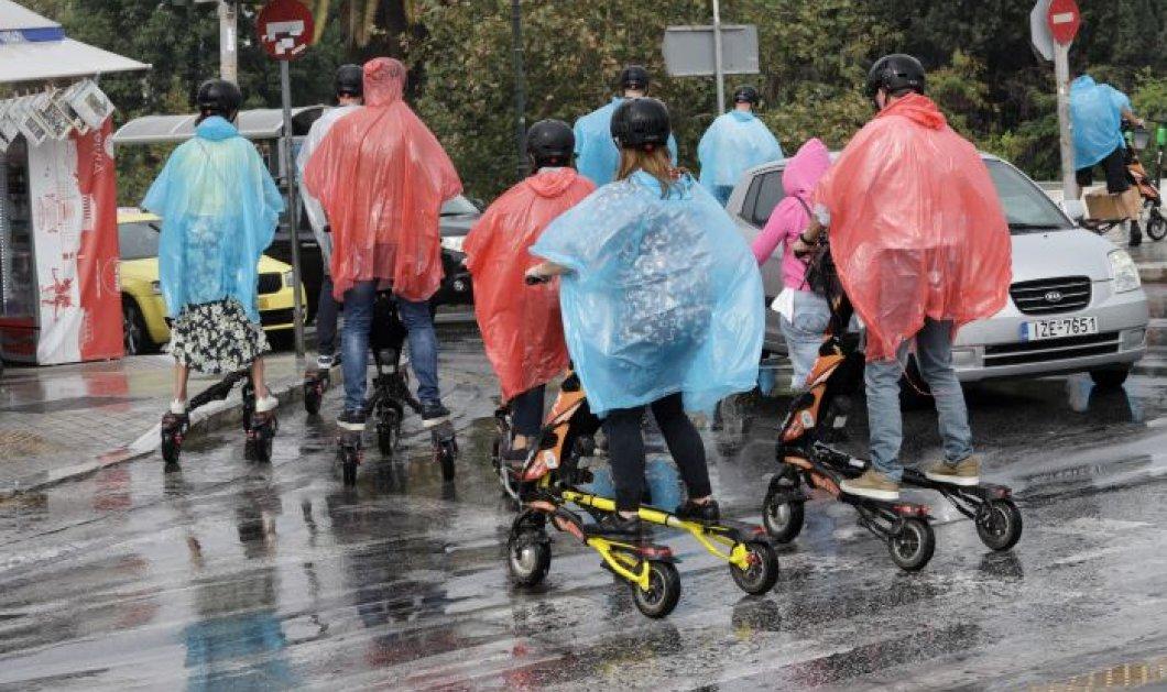 Έκτακτο δελτίο καιρού: Βροχές, καταιγίδες, πτώση θερμοκρασίας & χιονοπτώσεις - Κυρίως Φωτογραφία - Gallery - Video