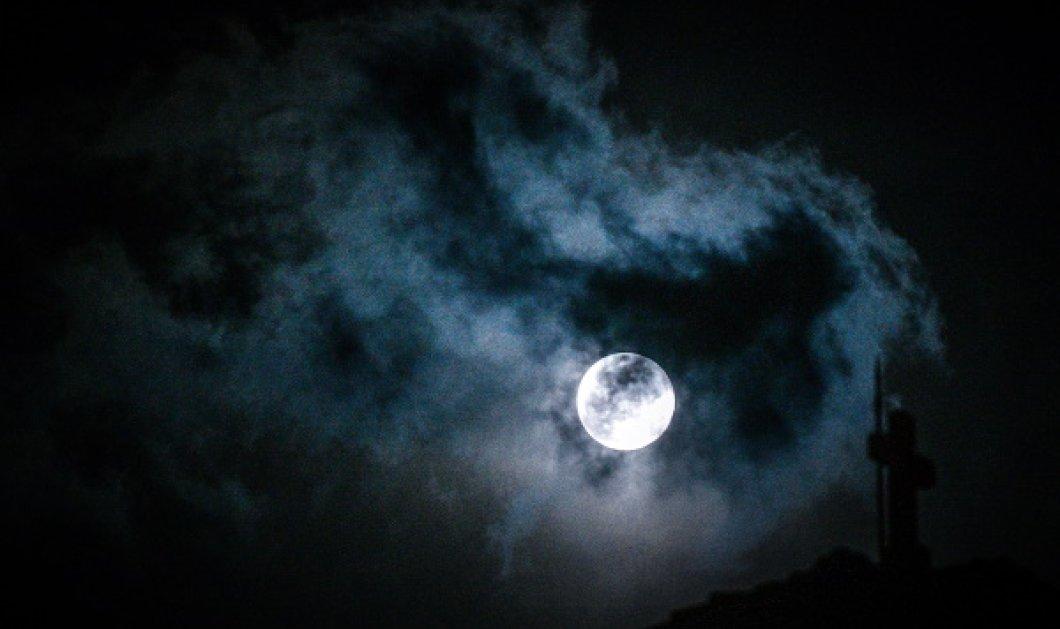 Την Πέμπτη η τέταρτη και τελευταία υπερπανσέληνος του 2020, φωτεινή και τόσο κοντά στην γη... - Κυρίως Φωτογραφία - Gallery - Video