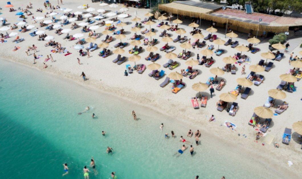 Ποια μέτρα… γέμισαν οι παραλίες της Θεσσαλονίκης – Το αδιαχώρητο στους δρόμους της Αττικής – Δείτε φωτό  - Κυρίως Φωτογραφία - Gallery - Video