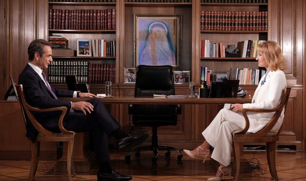 Κυριάκος Μητσοτάκης για όλα στην Μάρα Ζαχαρέα: Δεν θα γίνει ούτε ανασχηματισμός, ούτε πρόωρες εκλογές (βίντεο) - Κυρίως Φωτογραφία - Gallery - Video