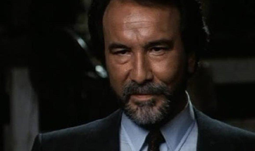 Έφυγε από τη ζωή ο ηθοποιός Τζένο Σίλβα σε ηλικία 72 ετών - Ήταν ο «εκτελεστής» του Τόνι Μοντάνα (φωτό) - Κυρίως Φωτογραφία - Gallery - Video