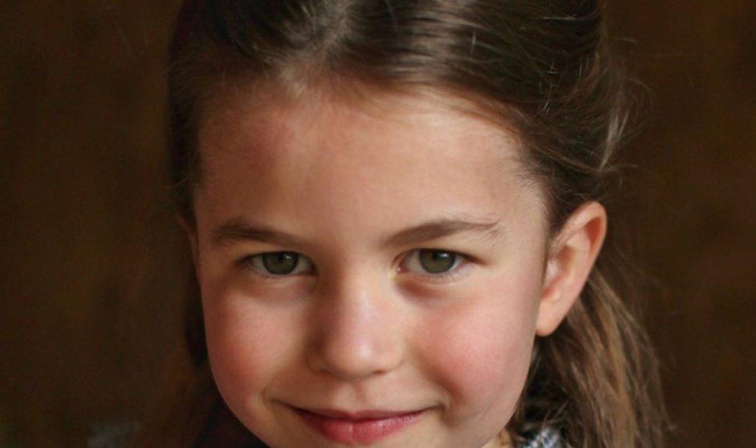 Η πριγκίπισσα Σάρλοτ έγινε πέντε ετών σήμερα & αυτές είναι οι νέες τέσσερις φωτογραφίες που δημοσιοποίησε το παλάτι για την αξιολάτρευτη μικρή  - Κυρίως Φωτογραφία - Gallery - Video